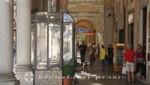 Savona - Arkaden der Via Paleocapa