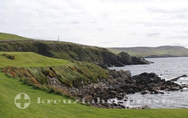 Shetlands Grünes Land