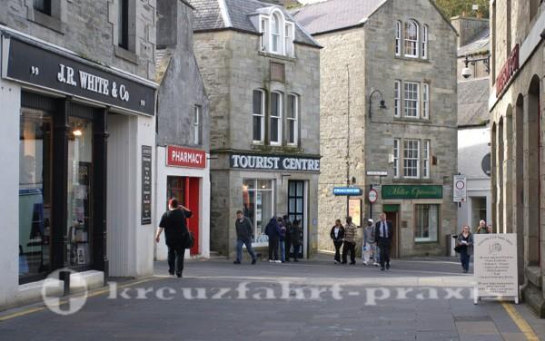 Lerwick - Touristen Information