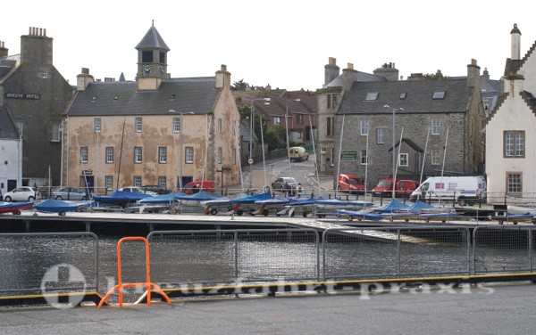 Lerwick - Old Tolbooth