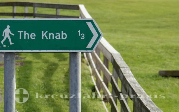 Weg zu The Knab