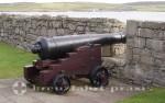 Fort Charlotte - Geschütz