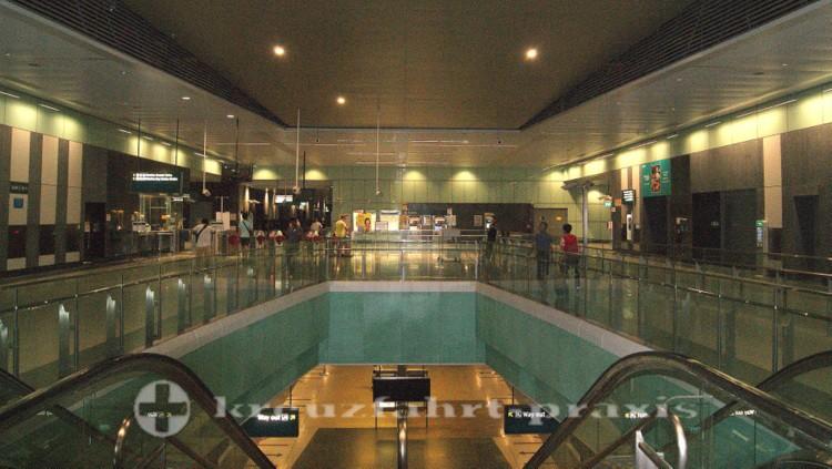 U-Bahnhof Marina South Pier