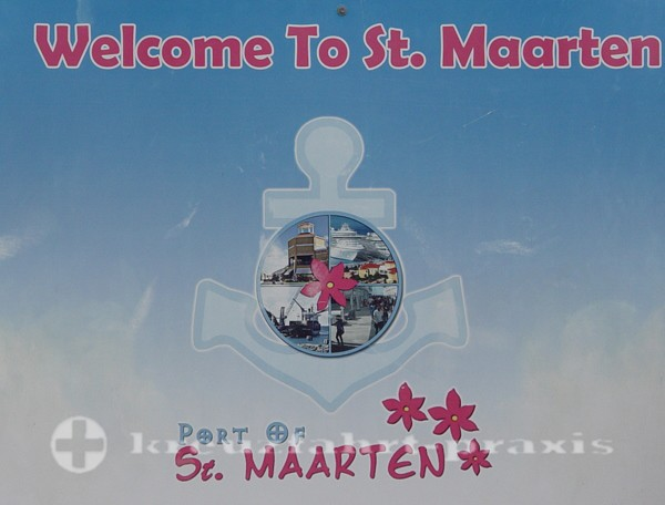 Sint Maarten - Welcome