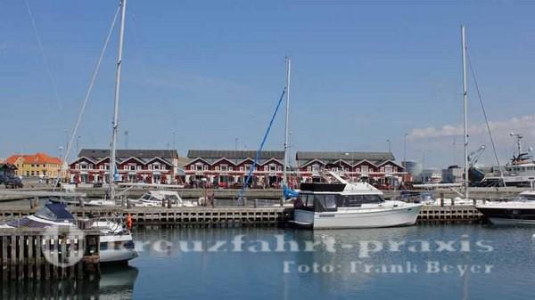 Skagen - Hafen
