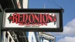 Nicht zu verfehlen - Der Red Onion Saloon