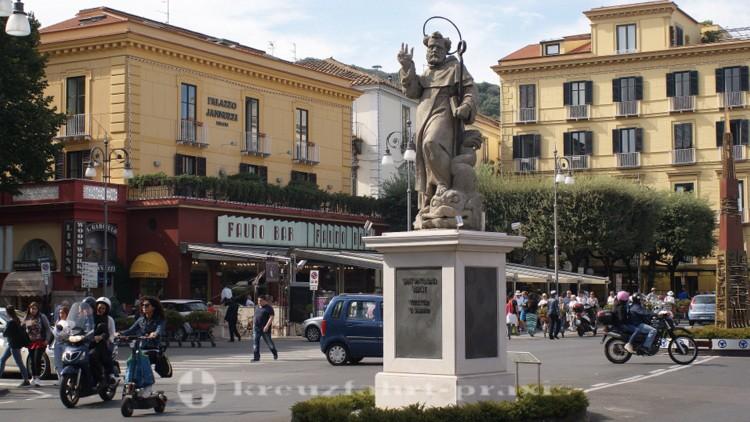 Sorrent - Piazza Torquato Tasso