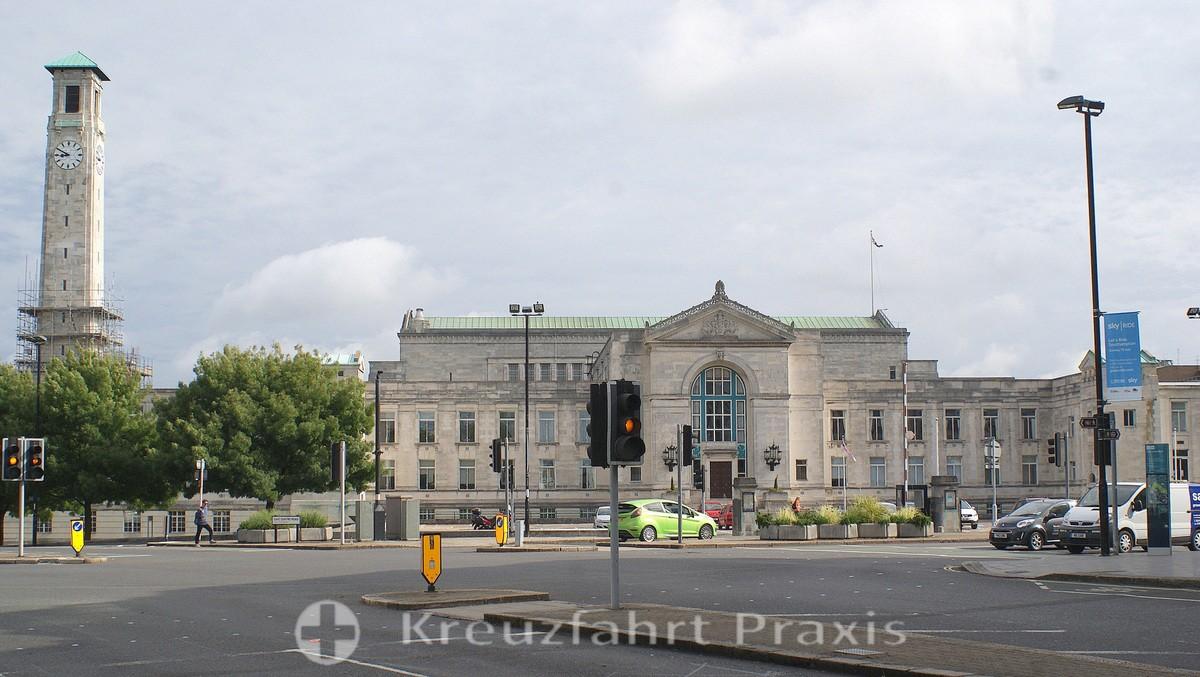 Southampton Council and Civic Center