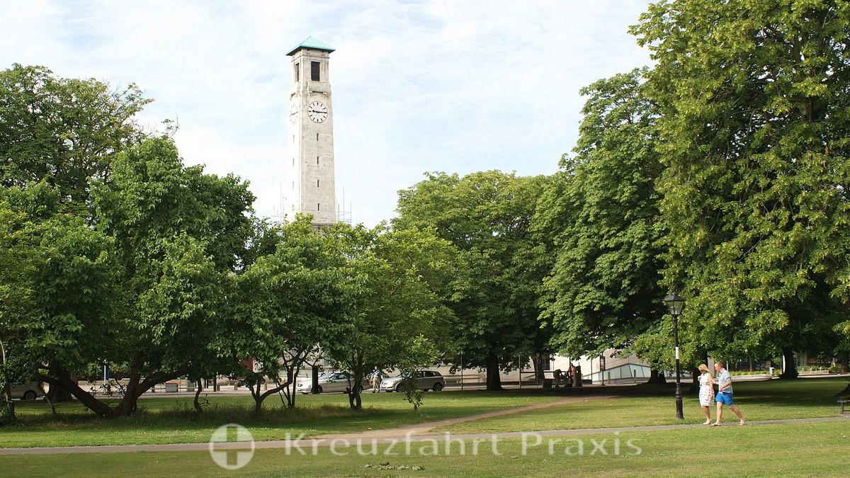 Southampton - the clock tower