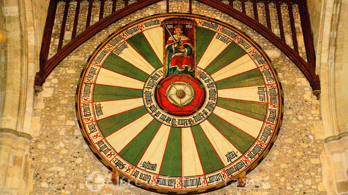 Winchester - the King Arthur table