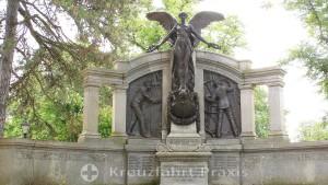 Southampton - East Park / Andrews Park - Titanic Memorial