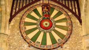The Great Hall - King Arthur's Round Table