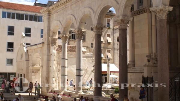 Split - Der Peristyl