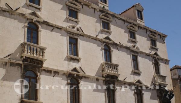 Split - Der Milesi-Palast