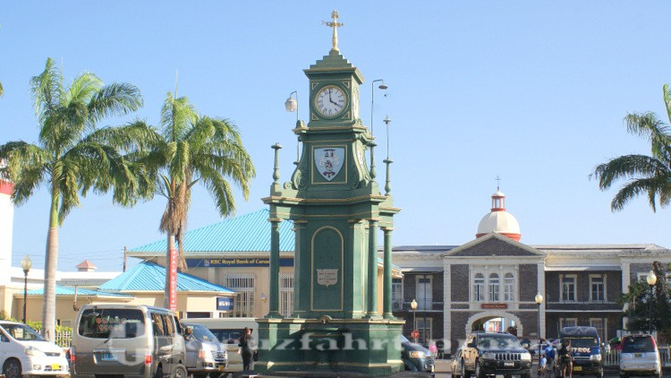 St. Kitts - Basseterre - Berkeley Memorial