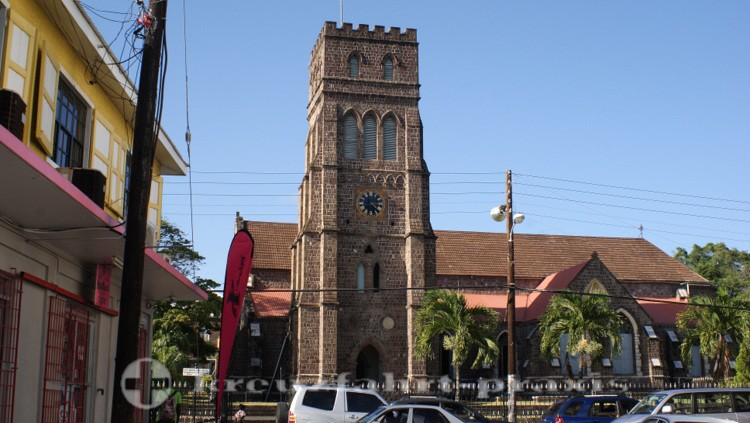St. Kitts - Basseterre - St. George's Anglican Church