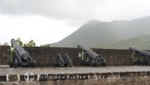 St. Kitts - Brimstone Hill Fortress - Western Place of Arms