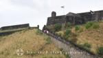 St. Kitts - Zugang Brimstone Hill Fortress