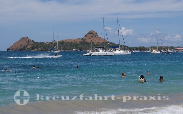 St Lucia -Pigeon Island