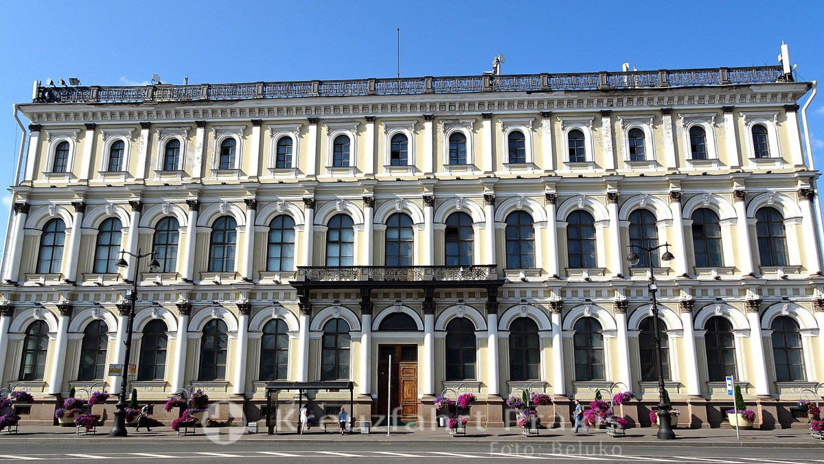 Saint Petersburg - House on Isaac's Square