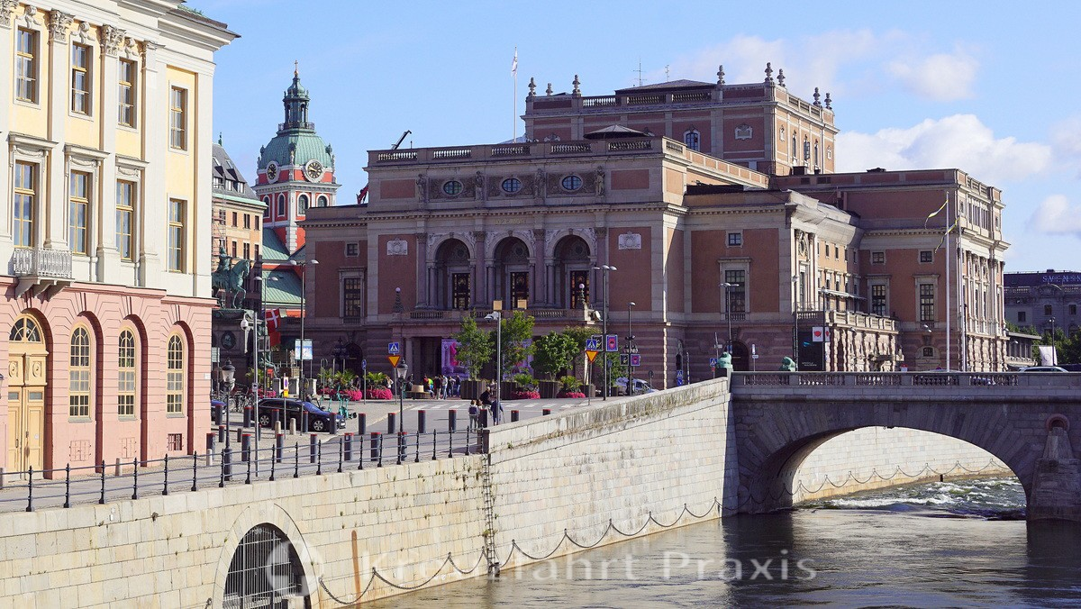 Stockholm - Royal Opera