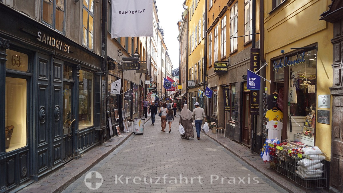 Stockholm's top sights