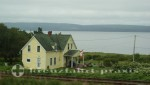 Sydney/Cape Breton - Haus vor dem St. Andrews Channel