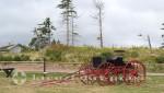 Sydney/Cape Breton - Highland Village Museum - Landwirtschaftliche Gerätschaften