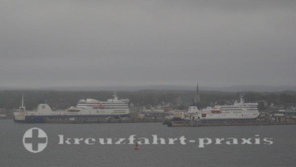 Sydney/Cape Breton - Die Neufundlandfähren