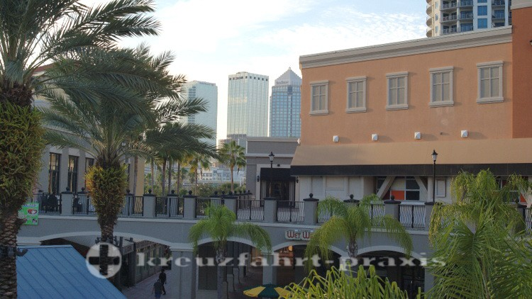 Tampa - Channelside Plaza
