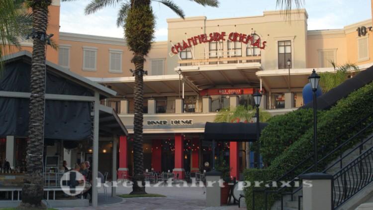 Tampa - Channelside Plaza neben dem Cruise Terminal