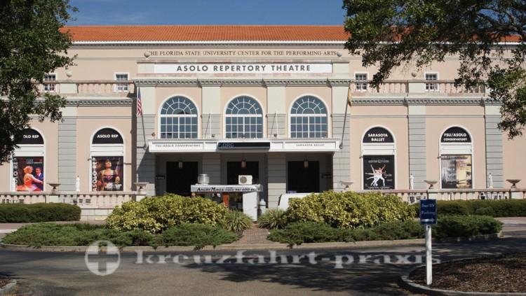 Sarasota - Das Asolo Theater