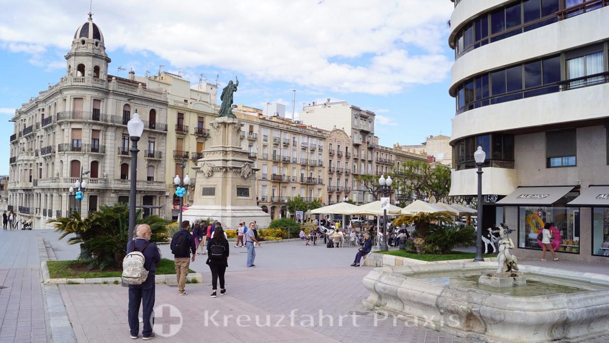 Tarragona - Rambla Nova