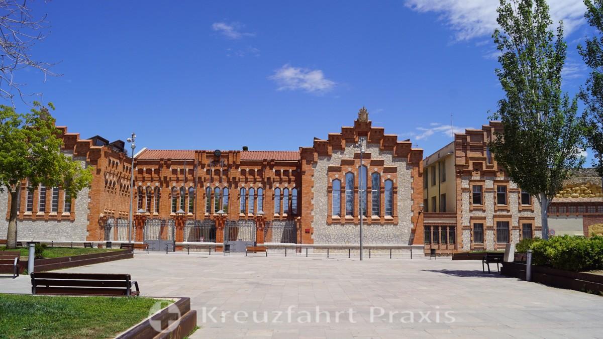 Das Rektorat der Universität