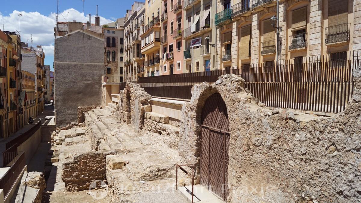Ruinen des römischen Zirkus