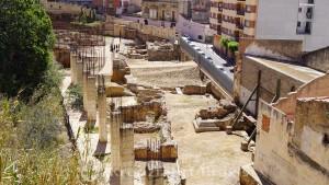 Das Römische Theater von Tarragona