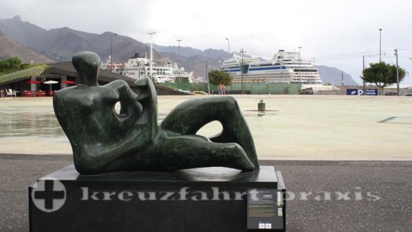 Teneriffa - Santa Cruz de Tenerife - Plaza Espana