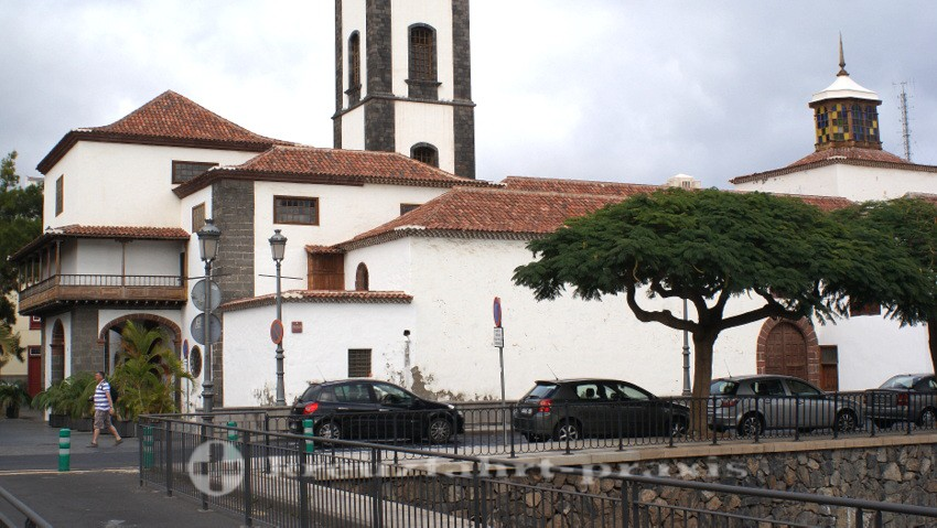 Teneriffa - Iglesia Nuestra Senora de la Concepcion