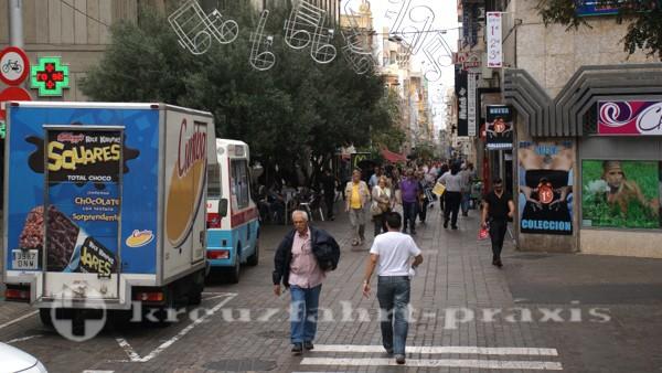Teneriffa - Calle del Castillo