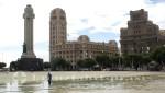Teneriffa - Plaza Espana