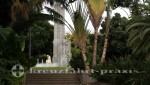 Teneriffa - Monumento a Garcia Sanabria