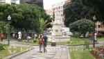 Teneriffa - Plaza Weyler mit der Fuente del Amor
