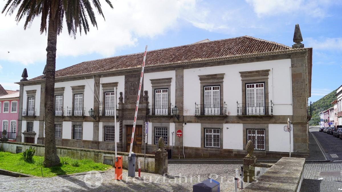 Angra - Palácio Bettencourt