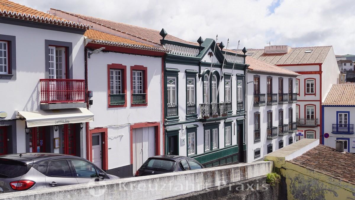 Rua da Rocha - Museu Vulcanoespeleológico