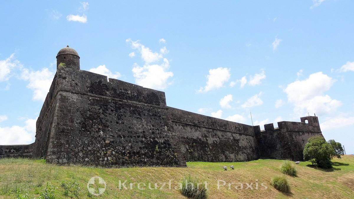 Angra do Heroísmo - Forte de São Sebastião