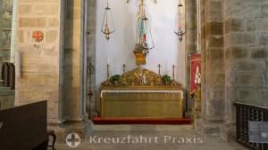 Sé Cathedral - Nuestra Senhora de Lourdes Chapel