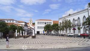 Angra do Heroísmo - Velha Square