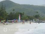 Antigua - Strandleben am Jolly Beach