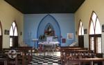 Altar der Alto Vista Chapel