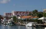 Oranjestad - Blick zur Royal Plaza